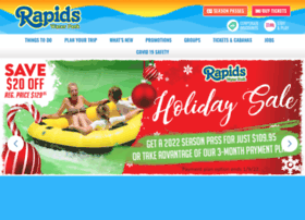 rapidswaterpark.com
