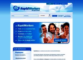 rapidworkers.com