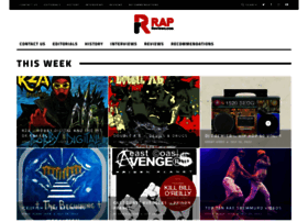 rapreviews.com