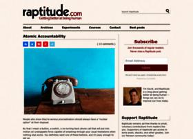 raptitude.com