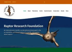raptorresearchfoundation.org