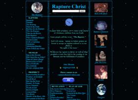 rapturechrist.com