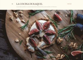 raquel-lacocinaderaquel.blogspot.com