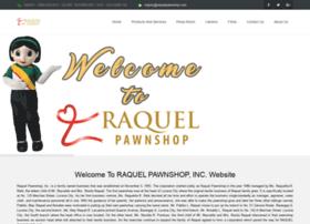 raquelpawnshop.com