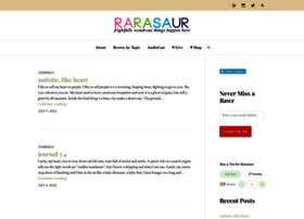 rarasaur.com
