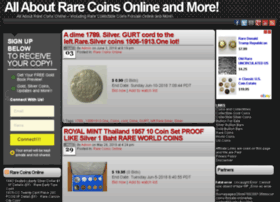 rare-coins-online.coins-n-collectibles.com