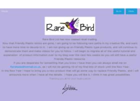 rarebird.ltd.uk