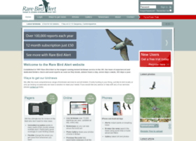 rarebirdalert.co.uk
