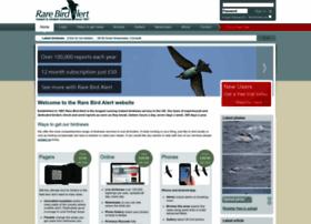 rarebirdalert.co.uk