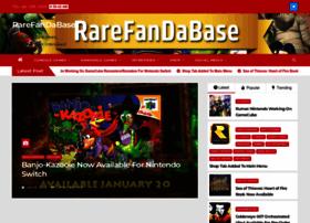 rarefandabase.com