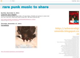 rarepunk.blogspot.com