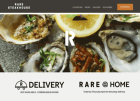 raresteakhouse.com.au
