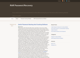 rarpasswordrecovery.wordpress.com