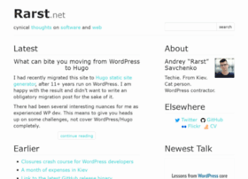 rarst.net