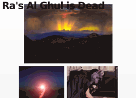ras-al-ghul-is-dead.tumblr.com