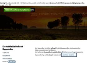 rasenmaeherersatzteile.com