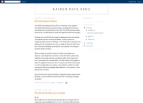 raseshdave.blogspot.com