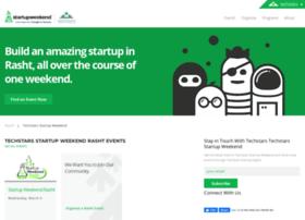 rasht.startupweekend.org