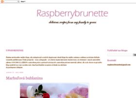 raspberrybrunette.blogspot.sk