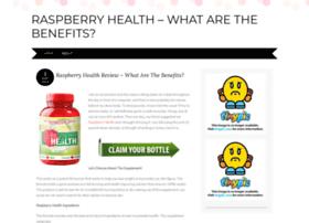 raspberryhealth.wordpress.com