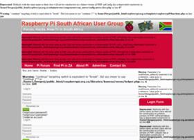 raspberrypi.org.za