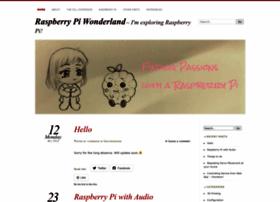 raspberrypiwonderland.wordpress.com