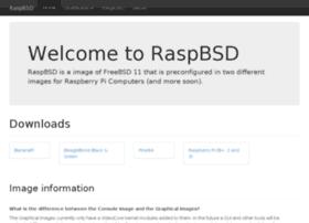 raspbsd.org