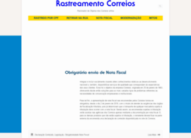 rastreamentocorreios.com.br