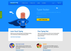 ratatype.com