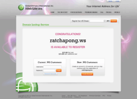 ratchapong.ws