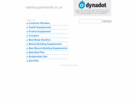 ratedsupplements.co.uk