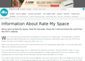 ratemyspace.hgtv.com