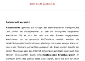 raten-kredit-vergleich.de