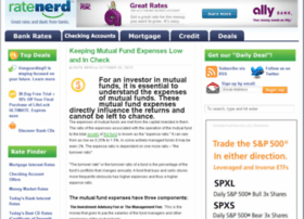 ratenerd.com