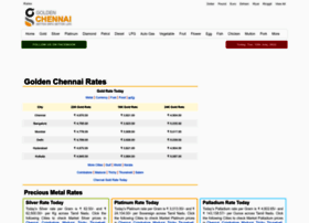 rates.goldenchennai.com