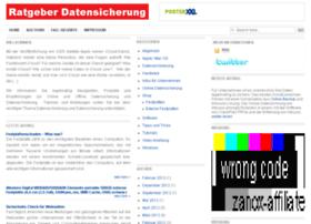 ratgeber-datensicherung.de