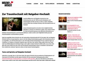 ratgeber-hochzeit.de