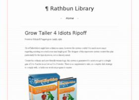 rathbunlibrary.org