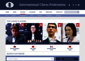 ratings.fide.com