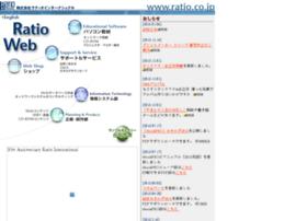 ratio.co.jp