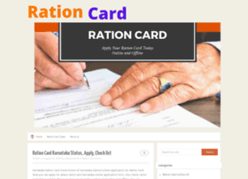 rationcard.net.in