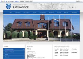 ratiskovice.com