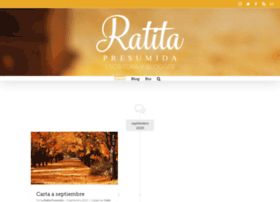 ratitapresumida.com