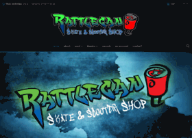 rattlecanskateshop.com