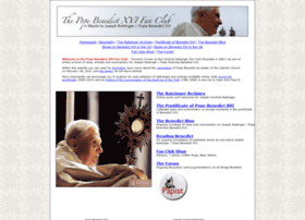 Ratzingerfanclub.com