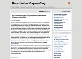 rauchverbotbayern.wordpress.com