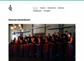 raumankamarikuoro.fi