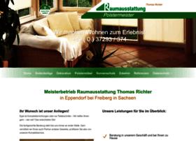 raumausstatter-richter.de