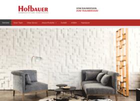raumausstattung-hofbauer.at