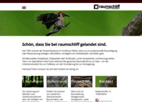 raumschliff.de
